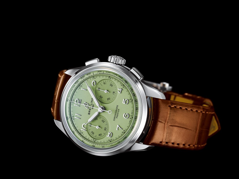 New Breitling Premier B09 Chronograph 40