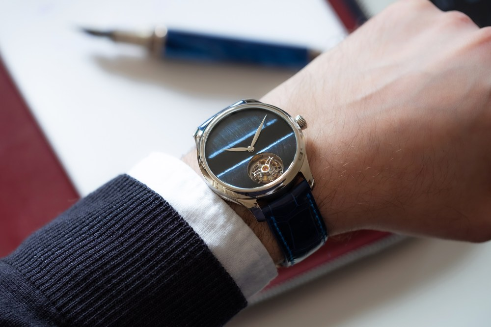 H. Moser And Cie Tigers Eye 7 1024x682