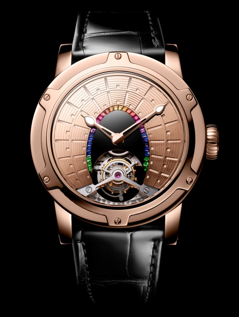 New Louis Moinet '8 Marvels of the World' The Colosseum
