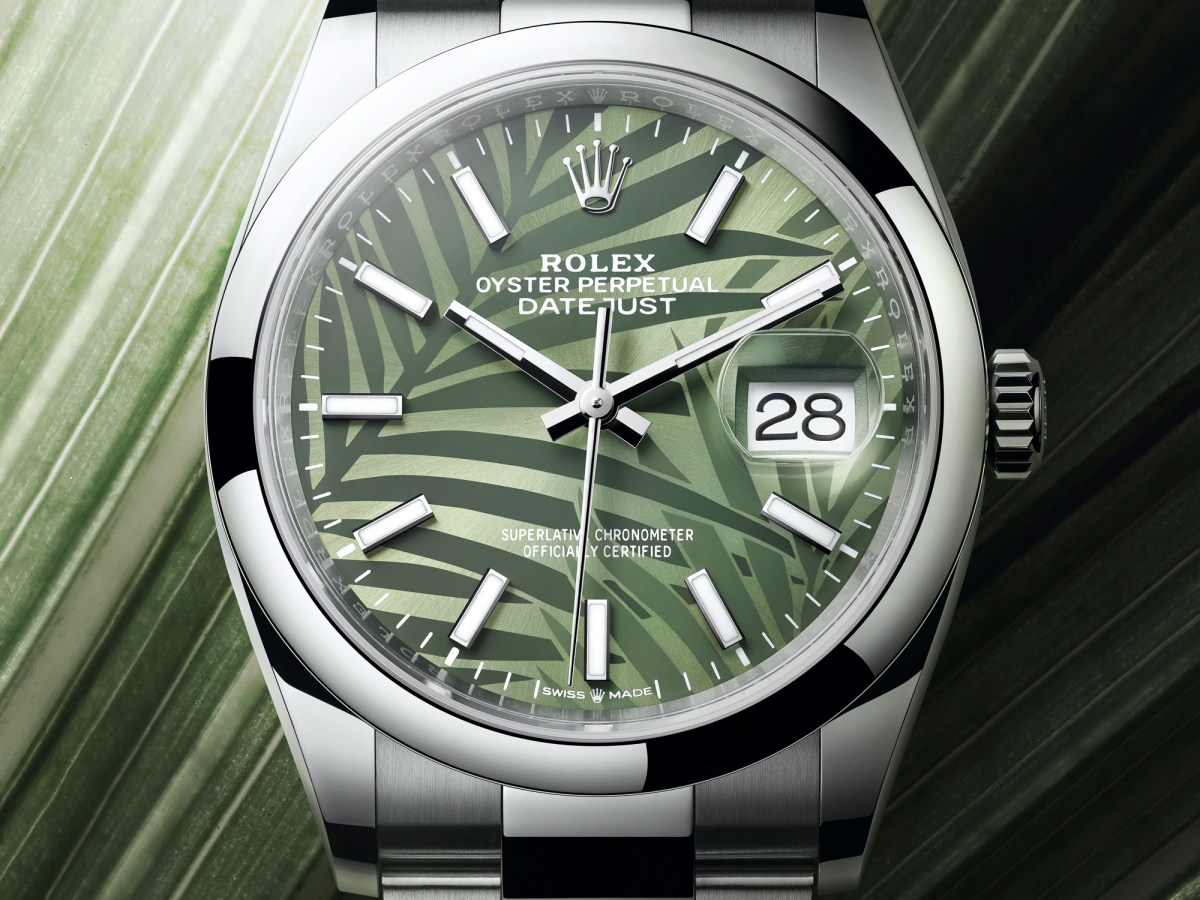 New Rolex Oyster Perpetual 2021 8