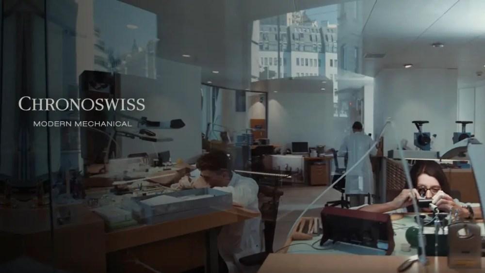 Chronoswiss Watchmaking Atelier Lucerne 1024x576