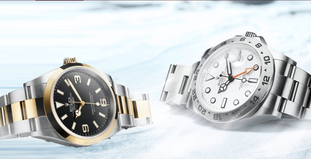 New Rolex Explorer Collection