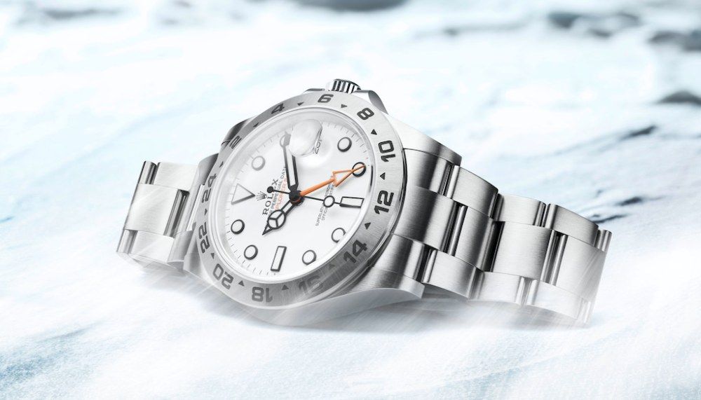 New Rolex Explorer Collection Explorer II