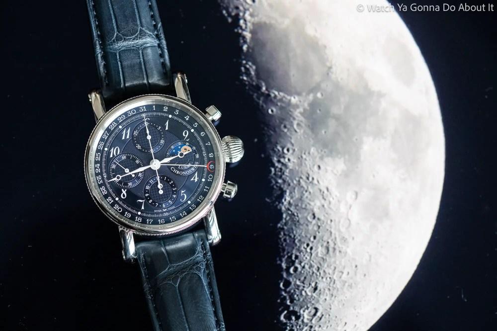 Chronoswiss Sirius Lunar Chronograph