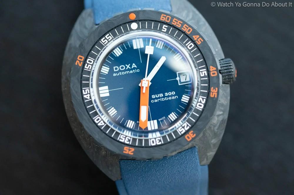 New Doxa SUB 300