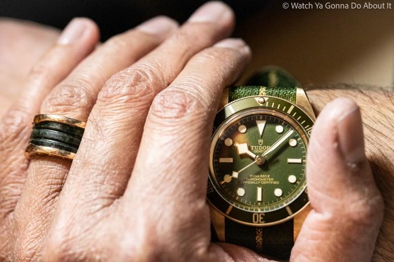 Tudor Black Bay 18K Green 30 1024x682