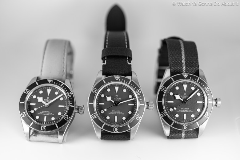 New Tudor Black Bay Collection For 2021