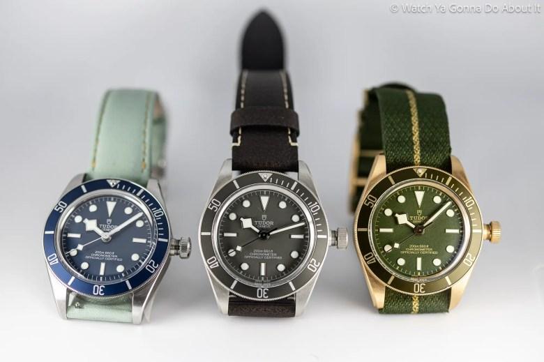 Tudor Black Bay 18K Green 9 1024x682