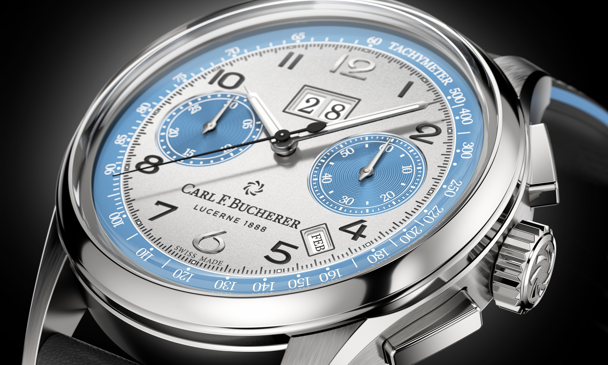 Carl F Bucherer Only Watch 3
