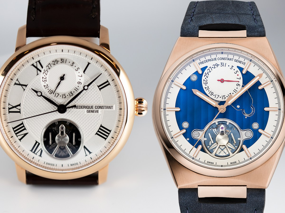 Frederique Constant Only Watch 5
