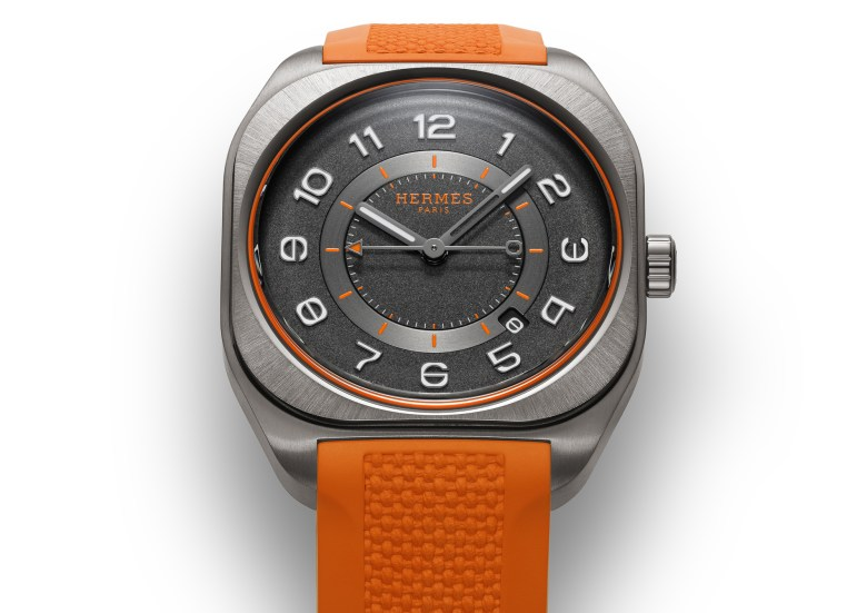 New Hermès H08 Only Watch 2021