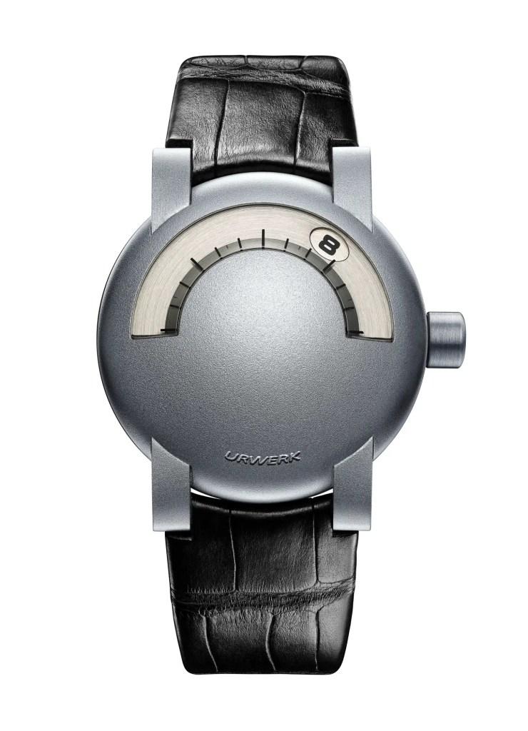 """Urwerk UR-102 """"GAÏA"""" Only Watch 2021"""
