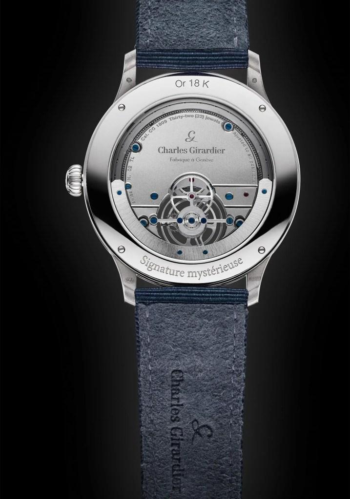 Charles Girardier 1809 Cobalt Blue 41mm 3 717x1024