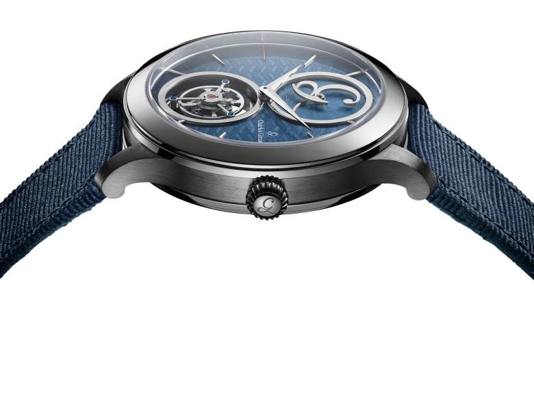 New Charles Girardier 1809 Cobalt Blue 41 and Dark Grey 37