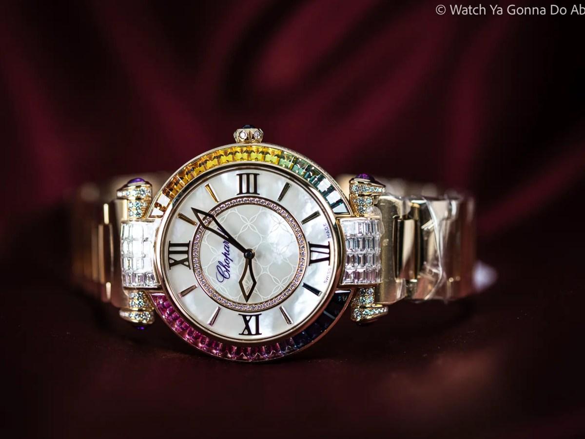 Chopard Ladies Watches 17