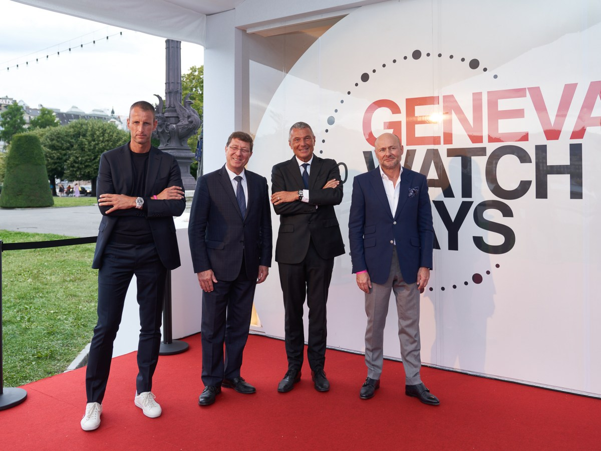 Geneva Watch Days 2021 2