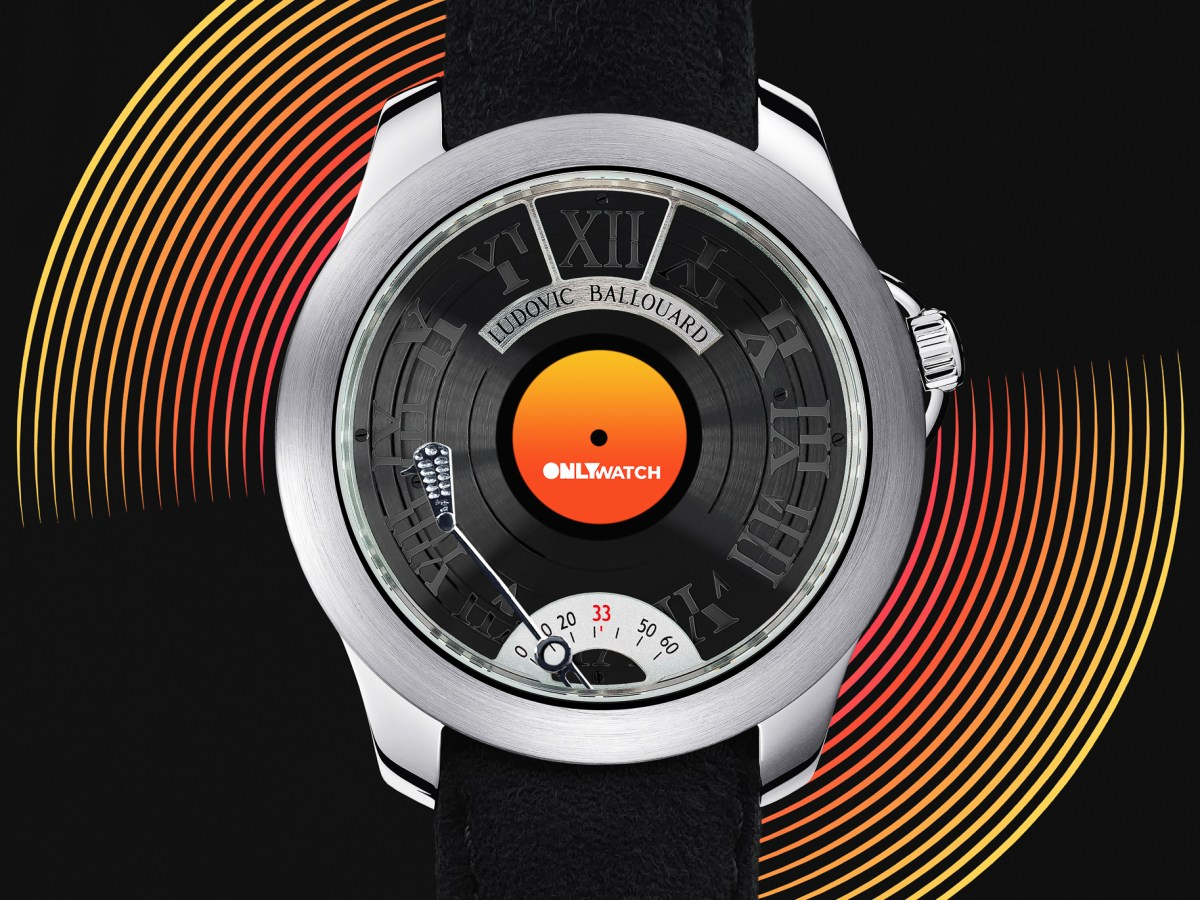 Ludovic Ballouard Only Watch 2021 2