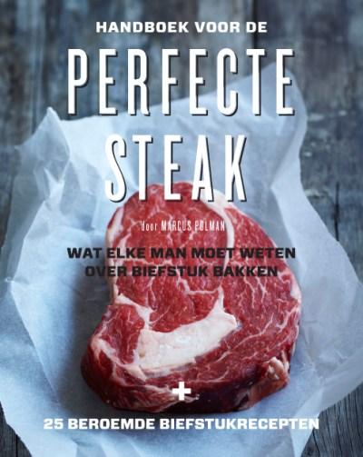 Meneer leest een boek: Handboek voor de Perfect Steak
