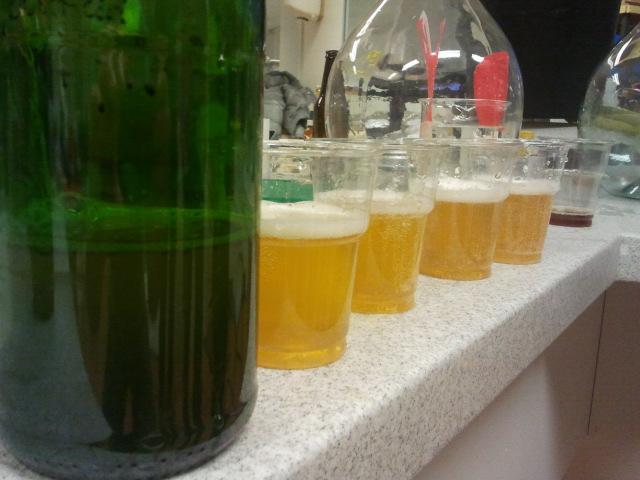 Cider maken
