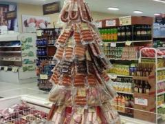 Een worstelijke kerst gewenst