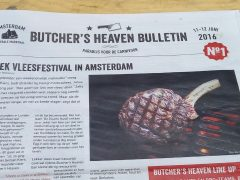 Vandaag nog: Butcher's Heaven
