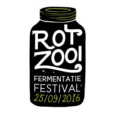Morgen, het ROTZOOI fermentatiefestival