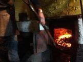 Er wordt gestookt op kolen