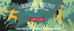 25 juni - Amsterdam Noord - forbidden fruit fest - ciderfestival