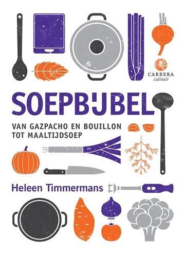Book Cover: Soepbijbel - Timmermans