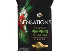 Chips van de week. Lays Sensations – Mexican Peppers & Cream
