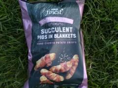 Chips van de week: pigs in a blanket – chips