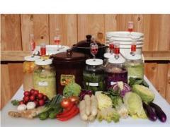Sauerkraut, Kimchi, Pickles & Relishes – Marianski