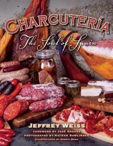Boek Cover Charcuteria, The Soul of Spain - Weiss