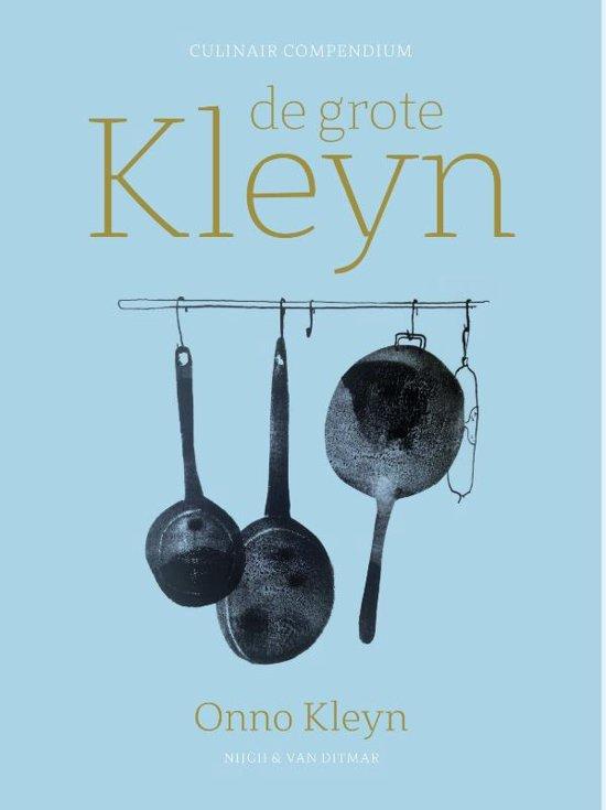Boek Cover De Grote Kleyn - Kleyn