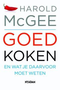 Book Cover: Goed koken en wat je daarvoor moet weten - McGee