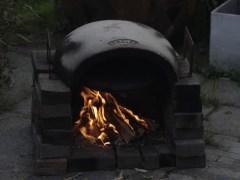 Koken met vuur