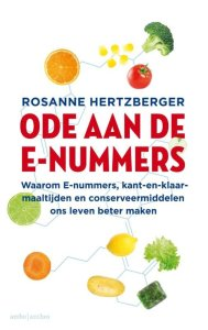 Book Cover: Ode aan de e-nummers - Hertzberger
