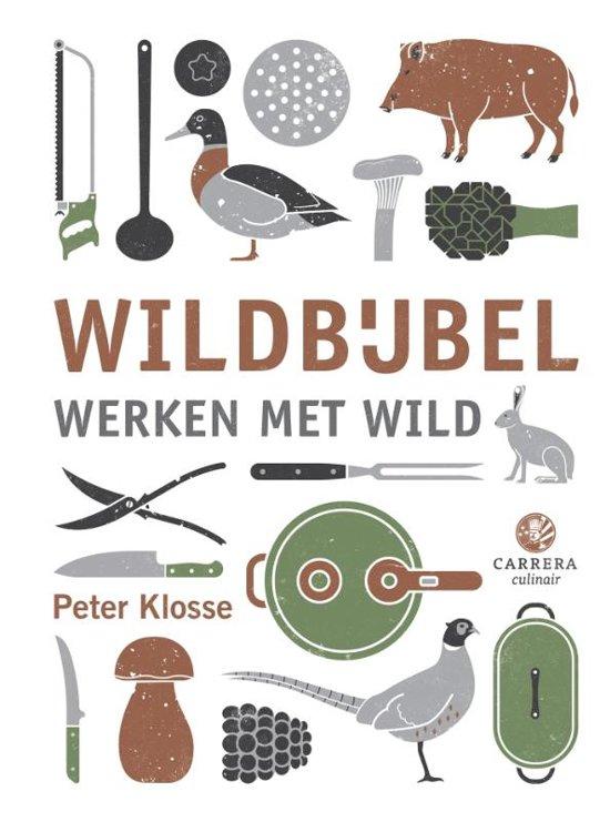 Boek Cover Wildbijbel - Klosse