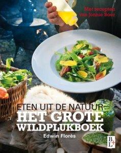 Boek Cover Het Grote Wildplukboek - Florés