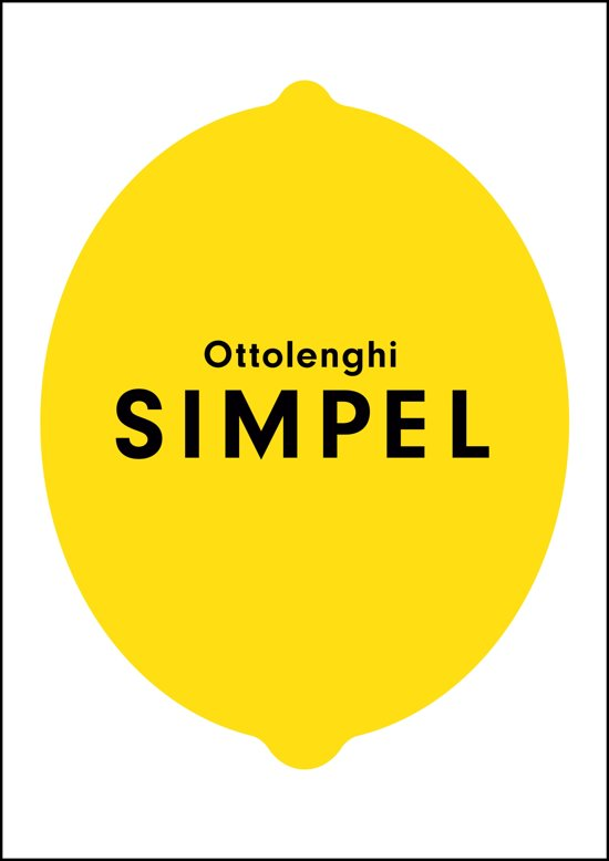 Book Cover: Simpel - Ottolenghi