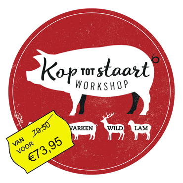 Kop tot Staart workshop – Wilde Gans – november 2019