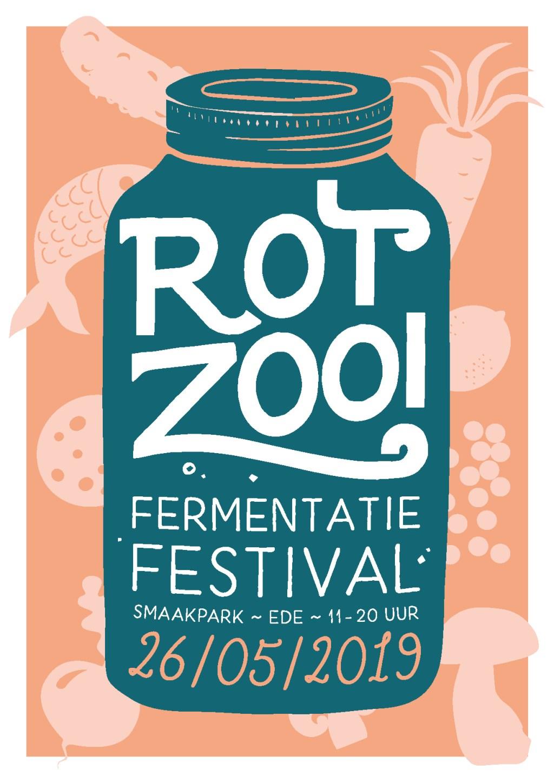 Zondag 26 mei: fermentatiefestival mét boekpresentatie Over Charcuterie