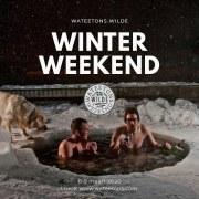 Nieuw: Wateetons Wilde Winter Weekend
