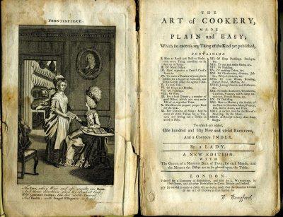 The sifter: 1000 jaar kookboeken online.