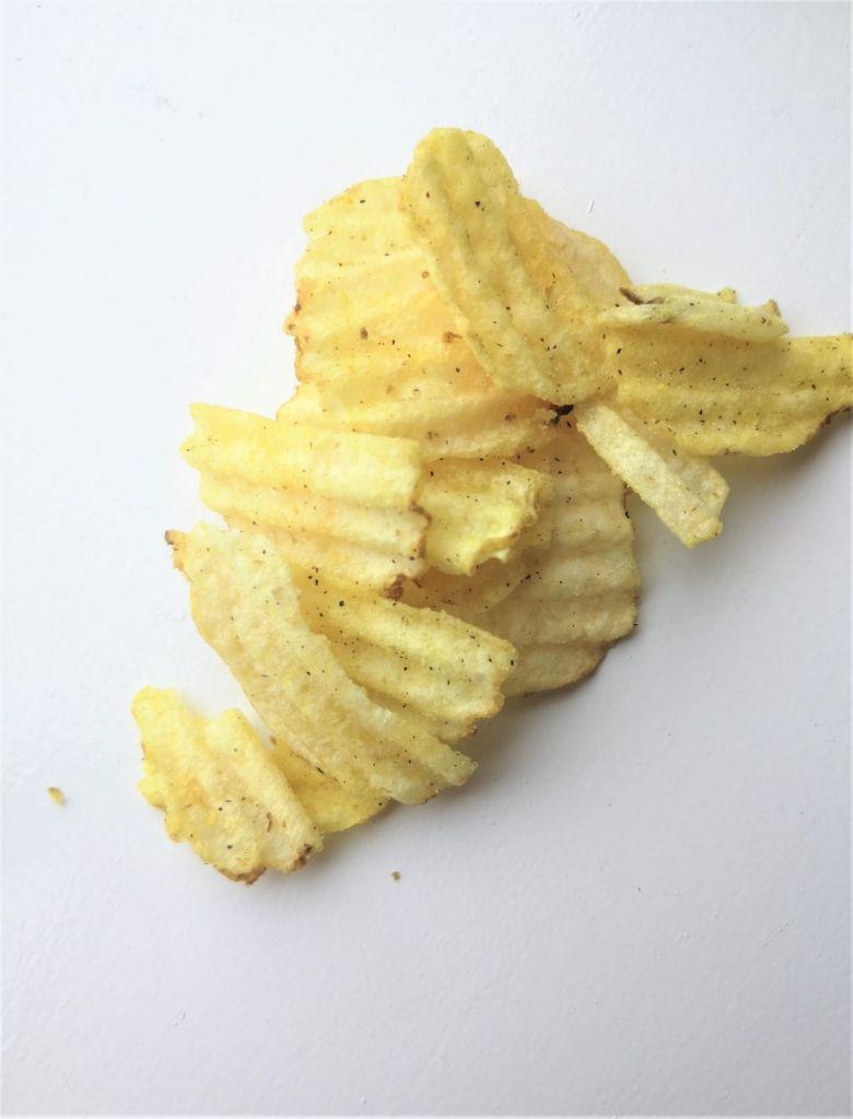 Herr's fire roasted sweet corn