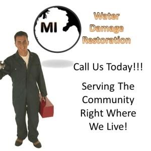 Otsego MI Water Damage Service