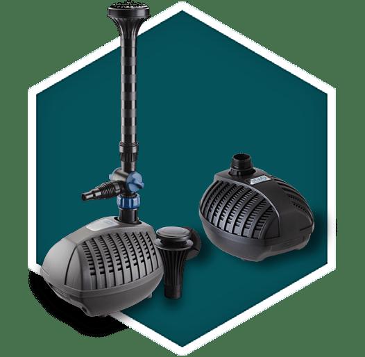 Irrigation Pumps Ponds