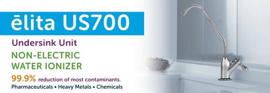 AlkaViva Elita US 700 wasser ionisation-filter-Nicht elektrisch
