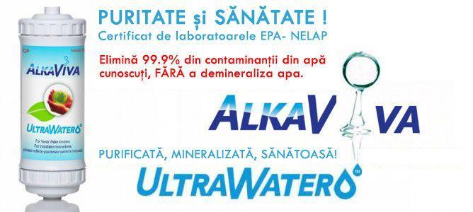 filtru apa ionizata alcalina Ultrawater
