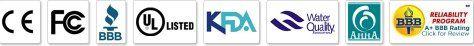 Certificari aparate purificat filtrate ionizat AlkaViva